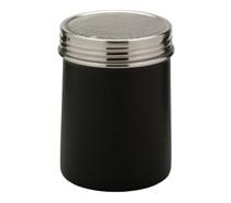 Cocoa Shaker Black Plastic Fine – Rattleware