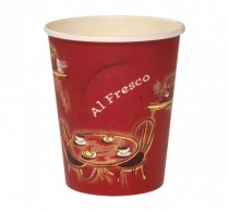 8oz cup – Afresco (ctn 1000)