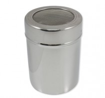 Cocoa shaker, stainless Steel, fine