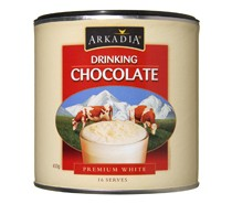 Arkadia Drinking Chocolate White