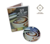 Scotties Latte Art DVD