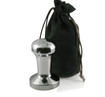 Coffee tamper 58mm stainless flat – Protamp